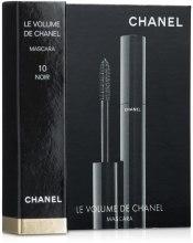 Духи, Парфюмерия, косметика Тушь для ресниц объемная - Chanel Le Volume de Chanel Mascara (пробник)