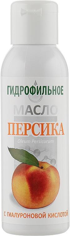 Гидрофильное масло персика для лица с гиалуроновой кислотой - Медикомед