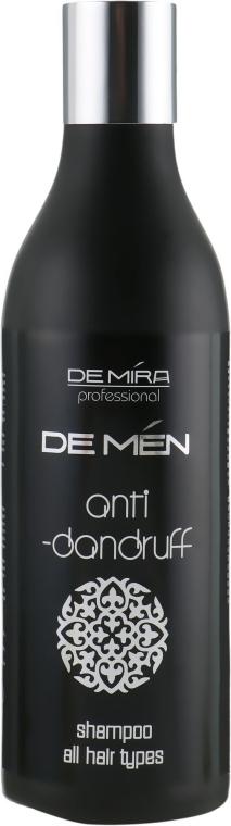 Шампунь против перхоти для мужчин - DeMira Professional DeMen Anti-Dandruff Shampoo