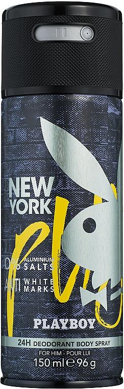 Playboy Playboy New York - Дезодорант