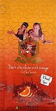 """Духи, Парфюмерия, косметика Кофейный скраб для тела """"Темный шоколад и апельсин"""" - Nacomi Fit Lovers Coffee Scrub"""