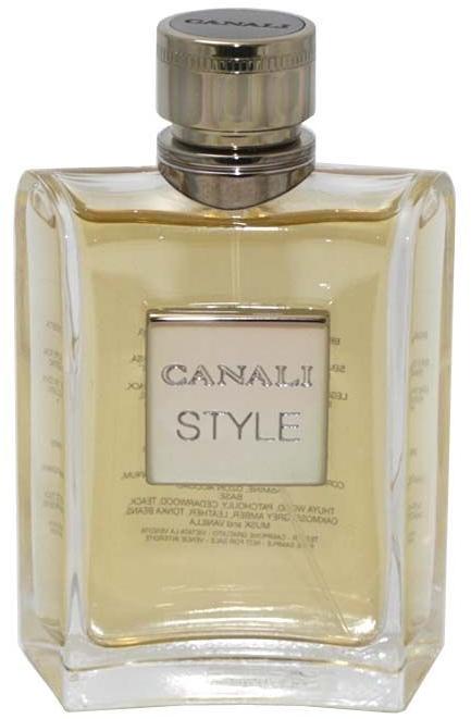 Canali Style - Туалетная вода (тестер без крышечки)