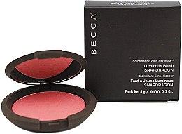 Румяна для лица - Becca Shimmering Skin Perfector Luminous Blush — фото N3