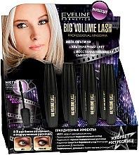 Духи, Парфюмерия, косметика Набор - Eveline Cosmetics Big Volume Lash Mascara(mascara/9ml/12szt)