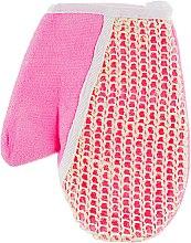 Духи, Парфюмерия, косметика Мочалка-рукавичка, 7989, розовая - SPL Shower Glove