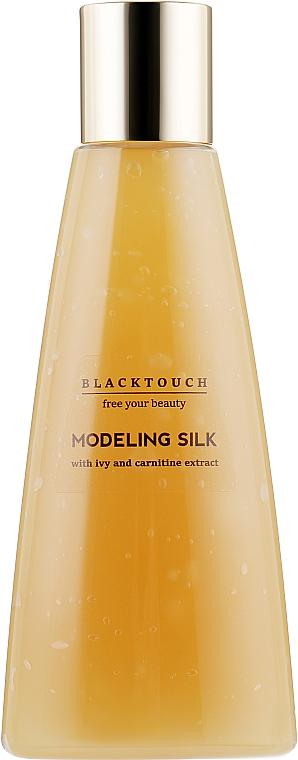 Моделирующий гель шелк для тела с экстрактом L-карнитина и плюща - BlackTouch Modeling Silk