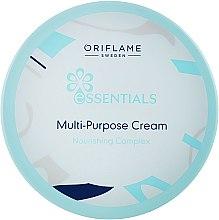 Духи, Парфюмерия, косметика Крем для лица и тела с питательным комплексом - Oriflame Essentials Multi-Purpose Cream Nourishing Complex