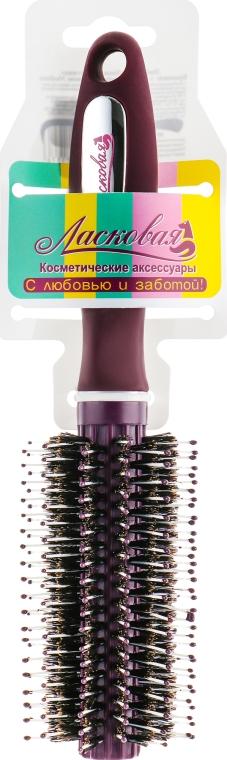 Щетка-брашинг с комбинированной щетиной Medium - Ласковая