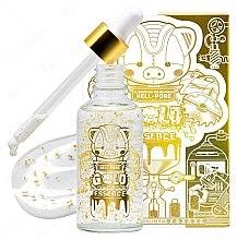 Духи, Парфюмерия, косметика Эссенция для лица с частицами 24к золота - Elizavecca Milky Piggy Hell-Pore Gold Essence
