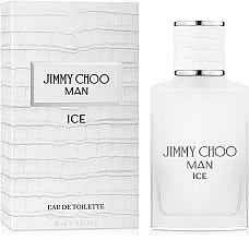 Духи, Парфюмерия, косметика Jimmy Choo Man Ice - Туалетная вода
