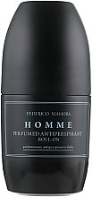 Духи, Парфюмерия, косметика Антиперспирант шариковый - Federico Mahora 52 Homme Parfumed Antiperspirant Roll-On