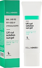 Духи, Парфюмерия, косметика Охлаждающий гель для загара - BellaMonster UV Cut Solution Sun Gel SPF50