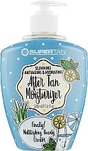 Духи, Парфюмерия, косметика Лосьон для тела после загара - Supertan Sliming Antiaging And Hydrating