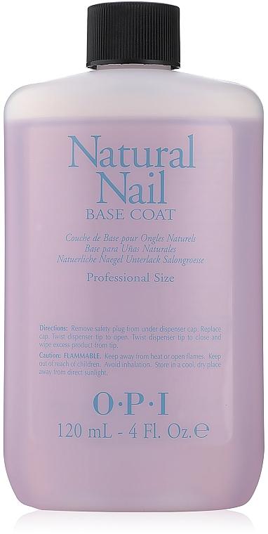 Базовое покрытие для натуральных ногтей - O.P.I Natural Nail Base Coat