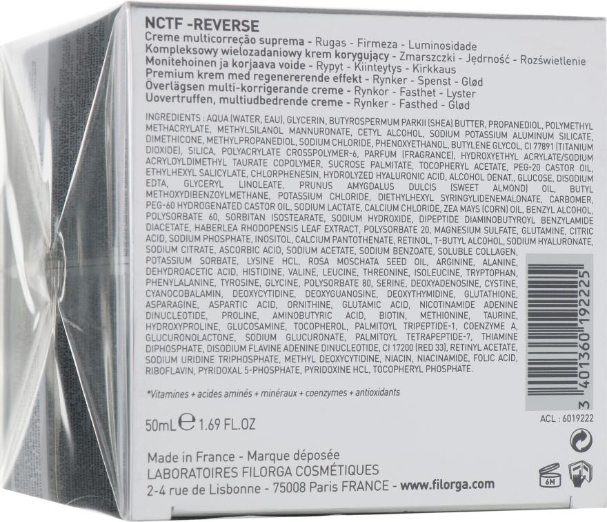 Идеальный восстанавливающий крем для лица - Filorga NCTF-Reverse Supreme Regenerating Cream — фото N5
