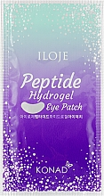Духи, Парфюмерия, косметика Гидрогелевые патчи под глаза с пептидами - Konad Iloje Peptide Hydrogel Eye Patch
