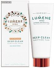 Духи, Парфюмерия, косметика Маска для лица глубоко очищающая - Lumene Sisu Expert Deep Clean Purifying Mask