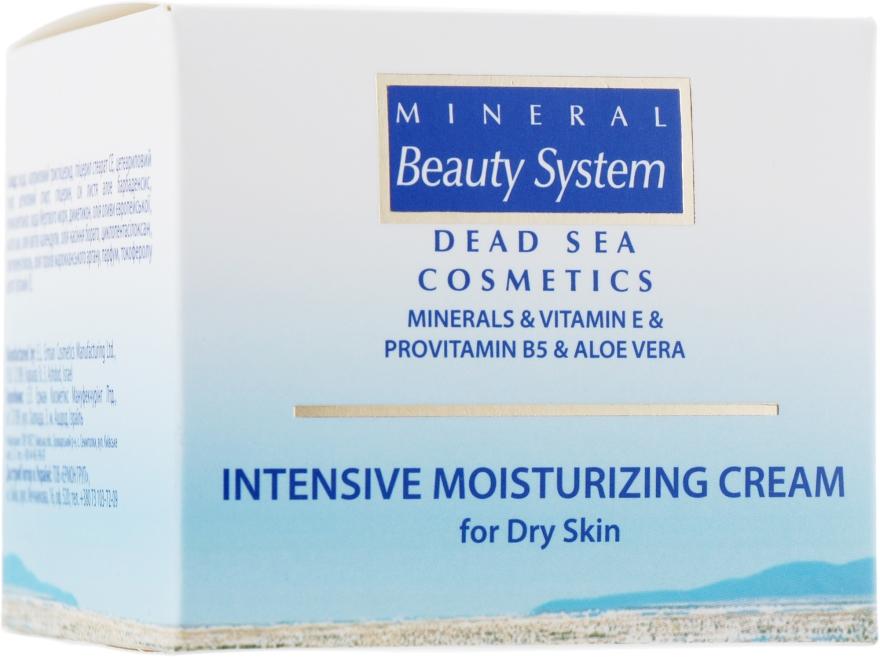 Интенсивный увлажняющий крем для лица для сухой кожи - Mineral Beauty System Intensive Moisturising Cream