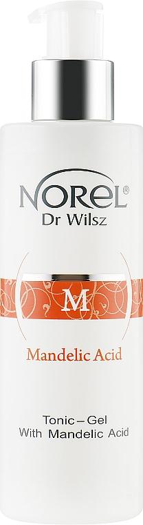 Гелевый тоник с миндальной кислотой - Norel Mandelic Acid Tonic Gel With Mandelic Acid