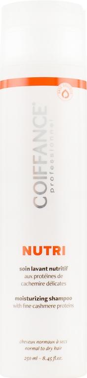 Увлажняющий шампунь для нормальных и немного сухих волос - Coiffance Professionnel Nutri Daily Moisturizing Shampoo