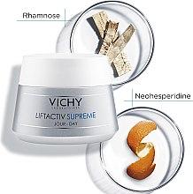 Средство длительного действия: коррекция морщин и восстановление упругости для нормальной и комбинированной кожи - Vichy Liftactiv Supreme — фото N7