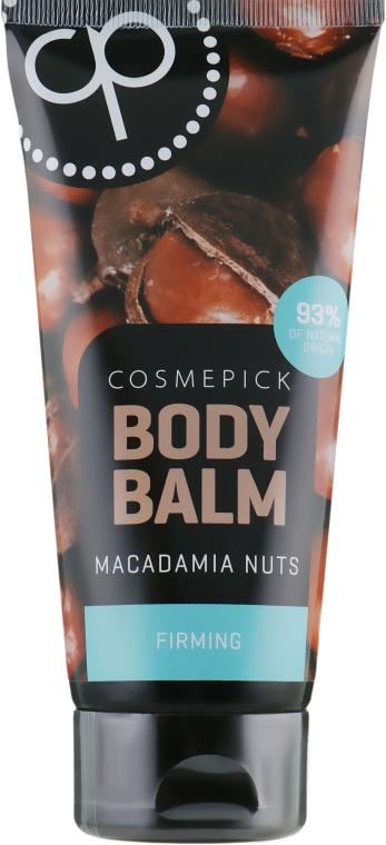 Бальзам для тела с маслом ореха макадамии, увеличивающий упругость - Cosmepick Body Balm Macadamia Nuts