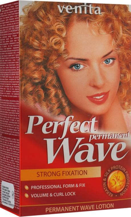 Средство для химической завивки, сильная фиксация - Venita Perfect Wave