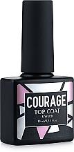 Духи, Парфюмерия, косметика Верхнее покрытие для ногтей - Courage Top Coat