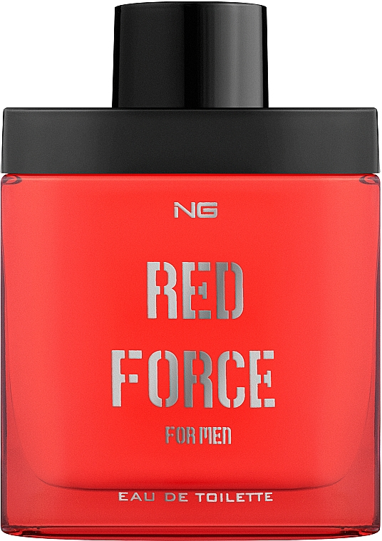NG Perfumes Red Force - Туалетная вода