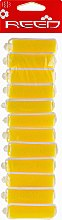 Духи, Парфюмерия, косметика Бигуди-папильотки 7726, 22 мм, желтые - Reed