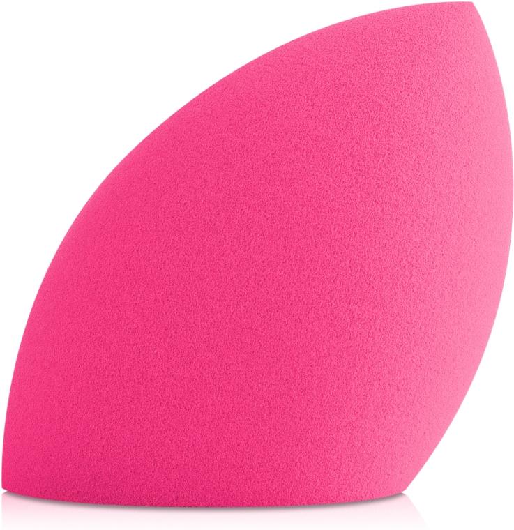 Спонж для макияжа с плоским срезом, HB-206, светло-малиновый - Ruby Rose