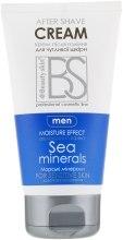 Парфумерія, косметика Крем після гоління для чутливої шкіри, з морськими мінералами - Beauty Skin