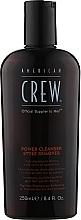 Парфумерія, косметика Щоденний шампунь для глибокого очищення - American Crew Power Cleanser Style Remover
