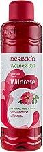 "Духи, Парфюмерия, косметика Средство для ванны ""Дикая роза"" - Herbacin Wellness Therapy Bath Wildrose"