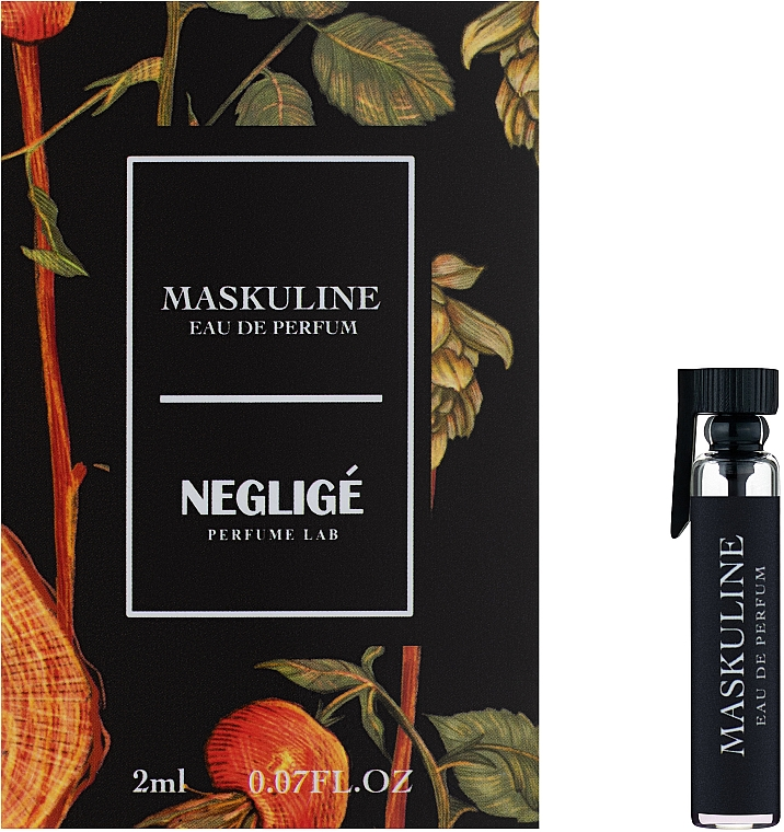 Neglige Maskuline - Парфюмированная вода (пробник)