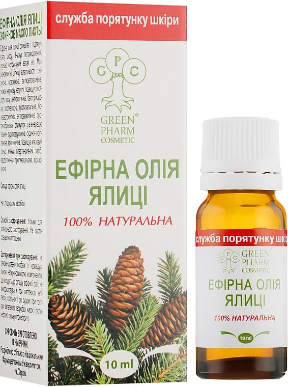 Эфирное масло пихты - Green Pharm Cosmetic
