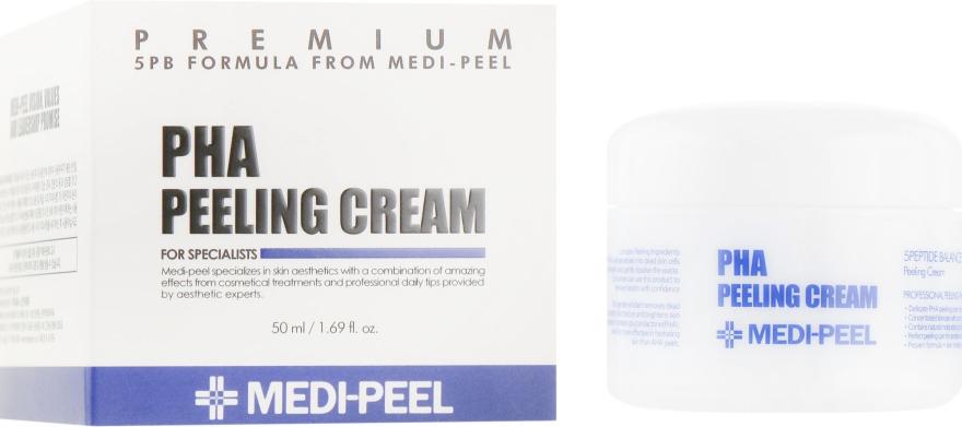 Крем-пилинг для лица с PHA-кислотами - Medi Peel PHA Peeling Cream