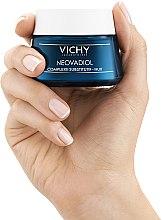 Антивозрастной ночной крем-уход с компенсирующим эффектом для всех типов кожи - Vichy Neovadiol Nuit Compensating Complex  — фото N6