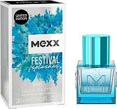 Духи, Парфюмерия, косметика Mexx Festival Splashes Man - Туалетная вода