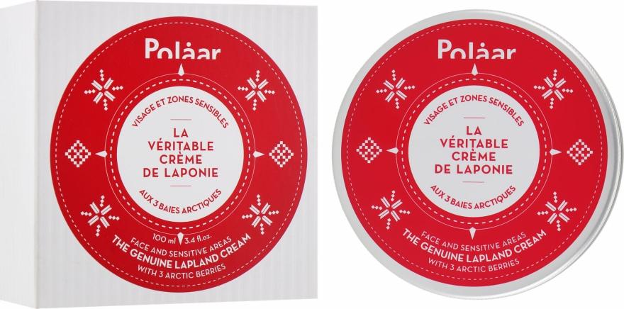 Крем для лица экстрактами арктических ягод - Polaar The Genuine Lapland Cream