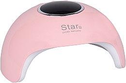 Духи, Парфюмерия, косметика Лампа для маникюра, розовая - Sun Star 624 Pink 24W UV/LED