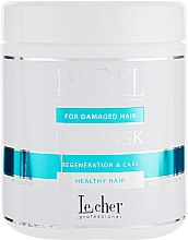 Духи, Парфюмерия, косметика Маска глубокого восстановления для сухих и окрашенных волос - Lecher Professional BioMASK
