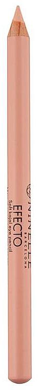 Мягкий карандаш-каял для глаз - Ninelle Efecto Soft Kajal Eye Pencil