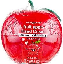 """Духи, Парфюмерия, косметика Крем для рук освежающий """"Яблоко"""" - Bioaqua Fruit Apple Hand Cream"""