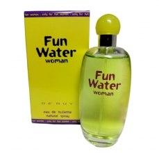 Духи, Парфюмерия, косметика De Ruy Fun Water Woman - Туалетная вода (тестер без крышечки)