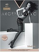 "Духи, Парфюмерия, косметика Колготки ""Ideal"" 40 DEN, caramello - Argentovivo"