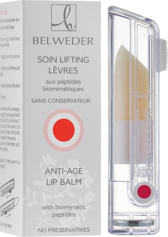 Помада лифтинг для губ с биомиметическими пептидами - Belweder