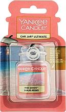 "Духи, Парфюмерия, косметика Ароматизатор для автомобиля ""Розовые пески"" - Yankee Candle Car Jar Ultimate Pink Sands"