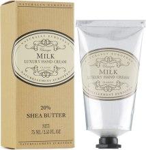 "Духи, Парфюмерия, косметика Крем для рук ""Молоко"" - Naturally European Hand Cream Milk"