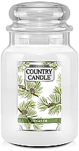 Духи, Парфюмерия, косметика Ароматическая свеча - Country Candle Fraser Fir
